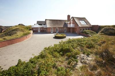 Ferienhaus für 8 Personen mit Meerblick in Fanø Bad auf Fanø in Dänemark