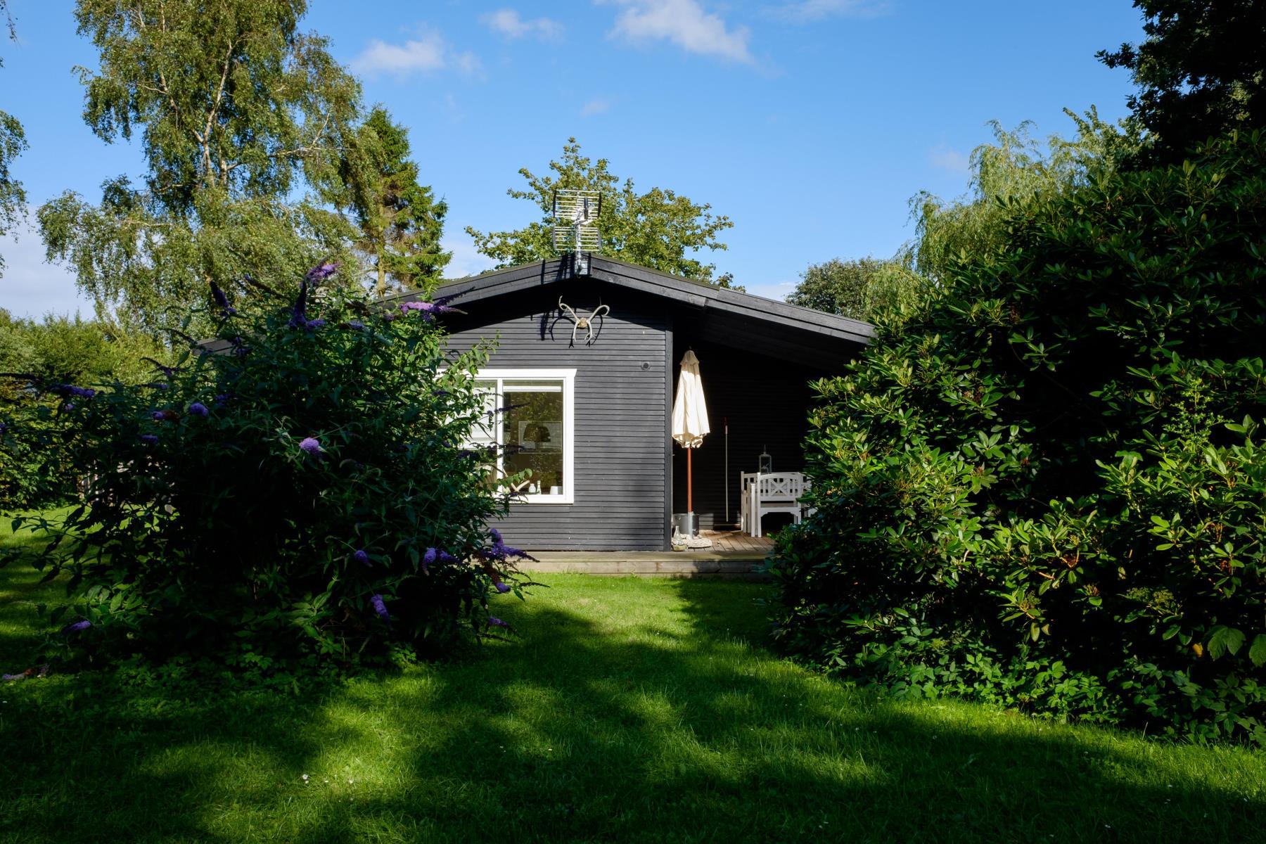 4 persoons vakantiehuis in Oost-Jutland midden