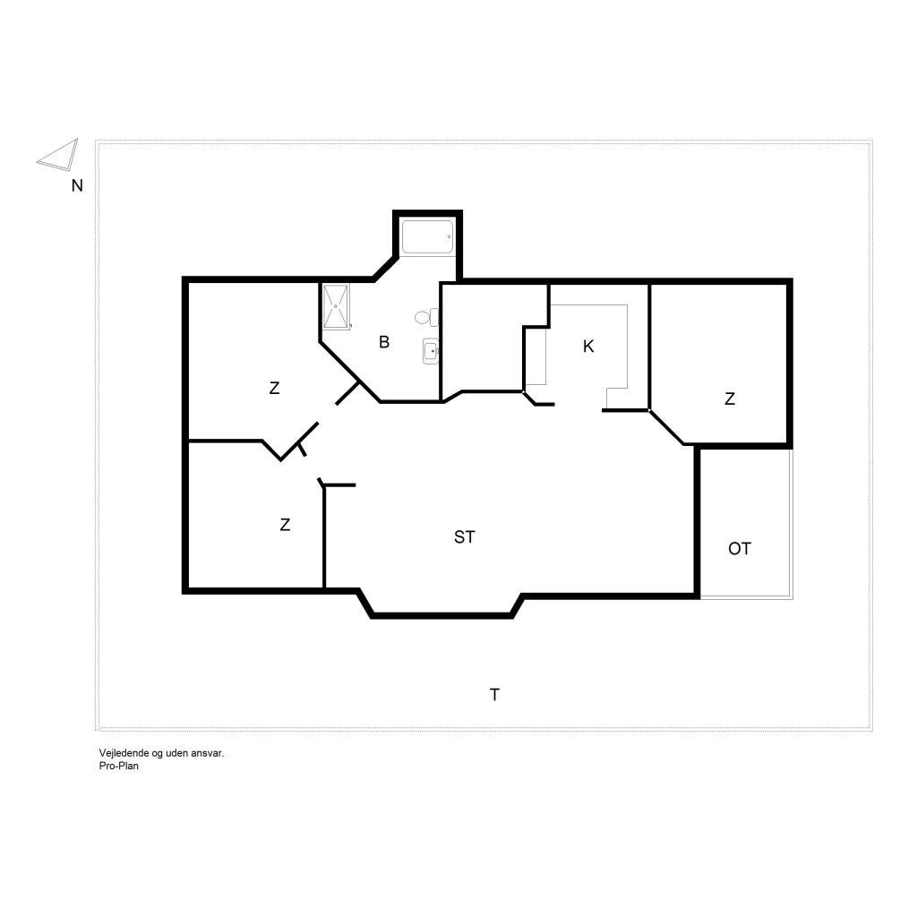 Ferienhaus 4118 - Lappedykkervænget 22