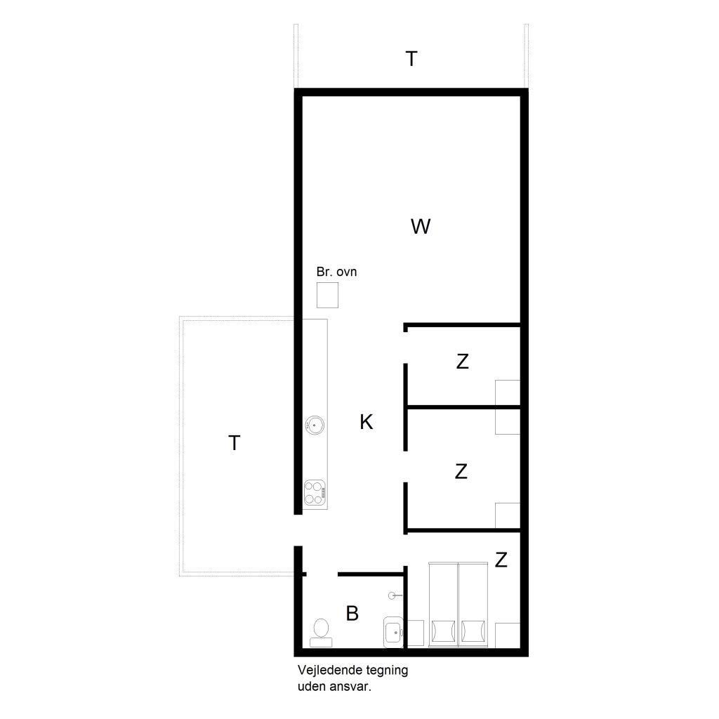 Feriehus 1434 - Kærvej 10
