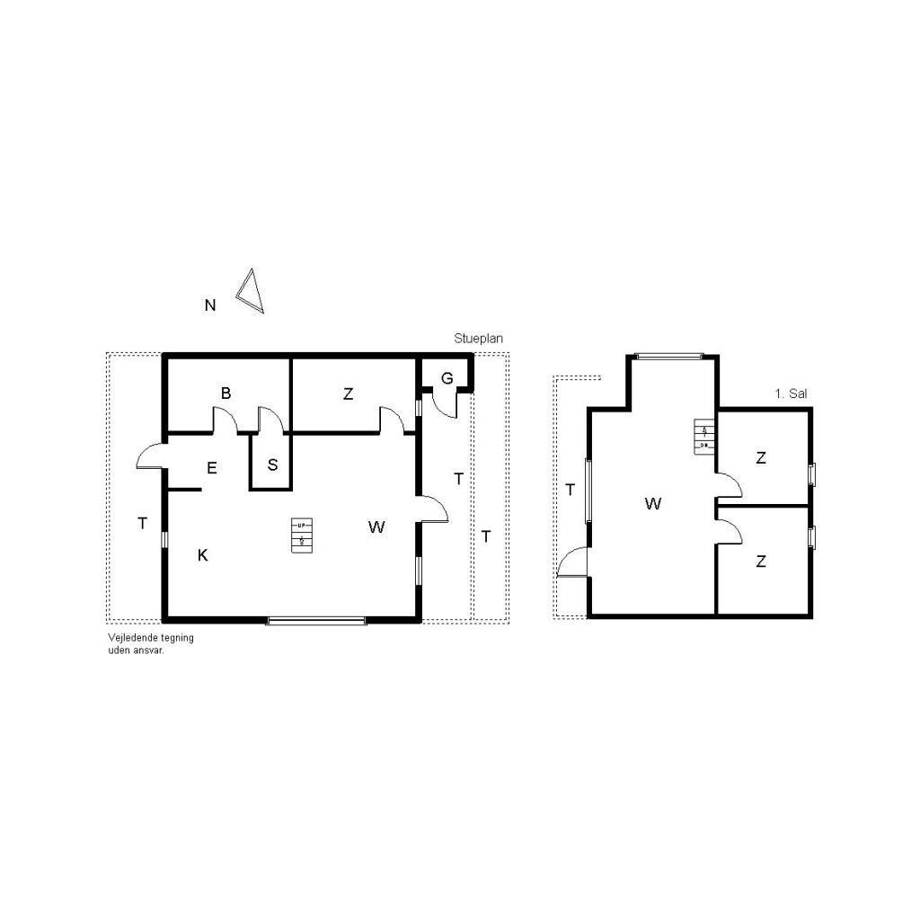 Ferienhaus 195 - Svalevej 3
