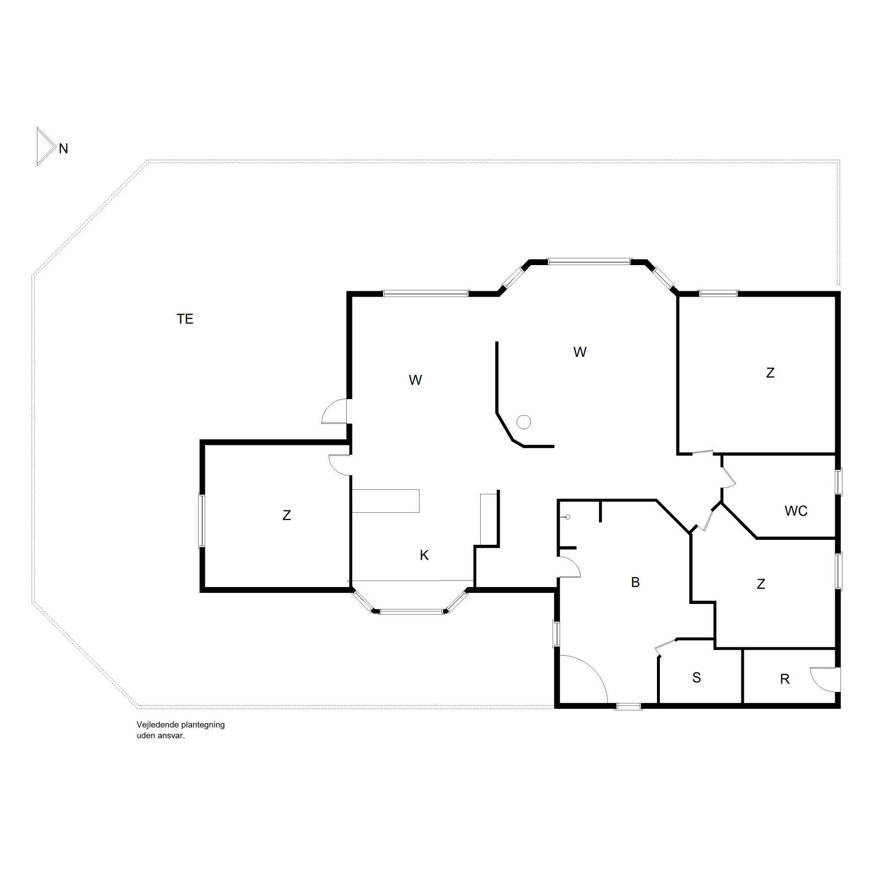 Ferienhaus 5104 - Nordmarken 24