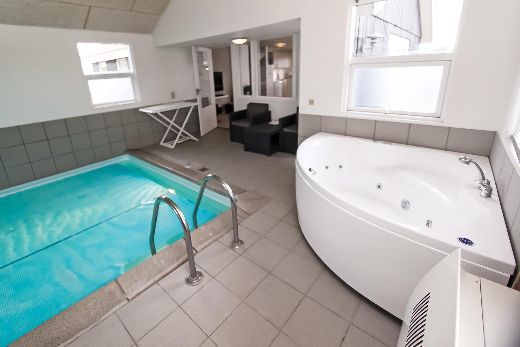 poolhaus f r 8 personen in vejlby klit am nordsee gelegen. Black Bedroom Furniture Sets. Home Design Ideas